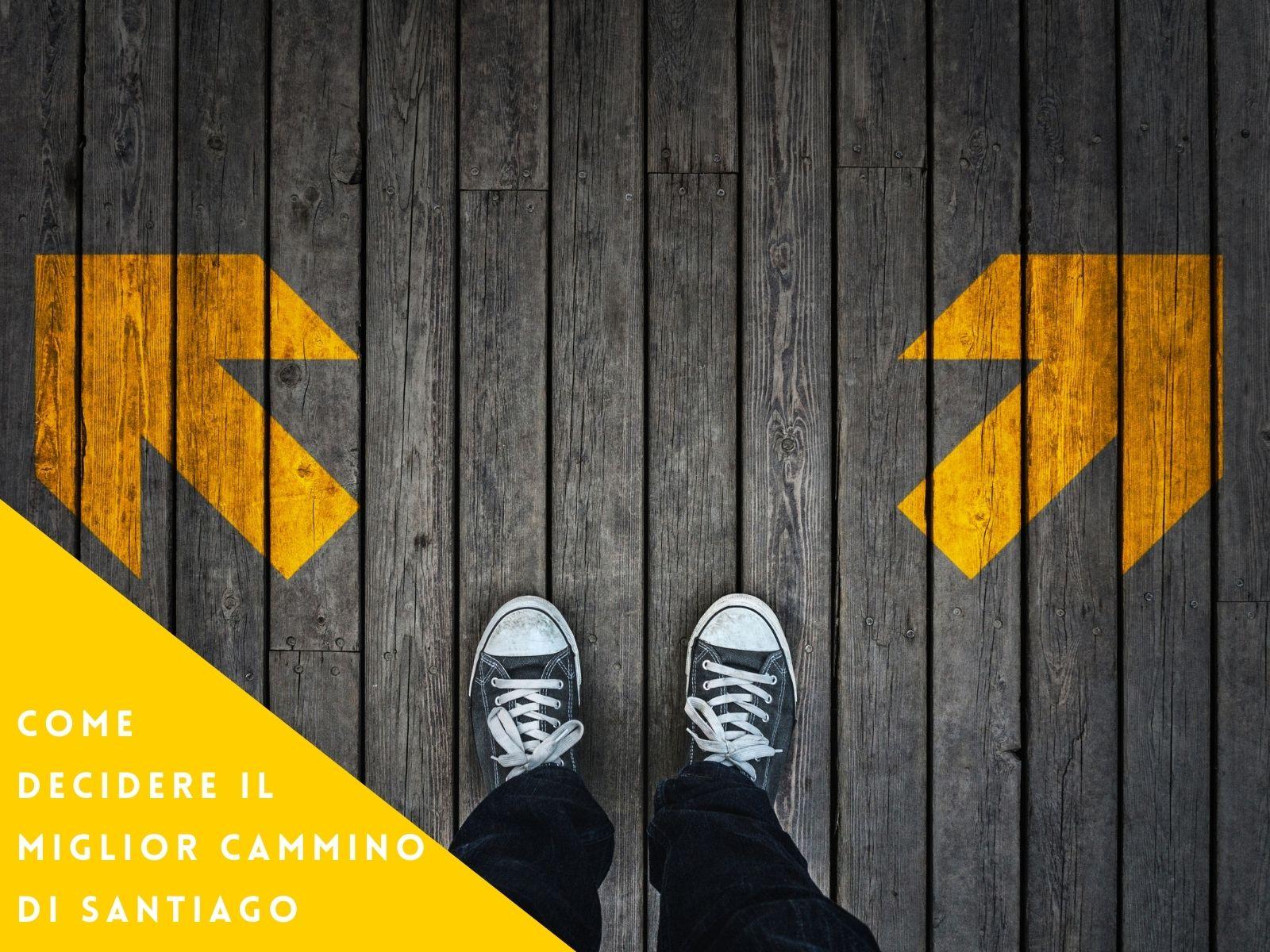 Come decidere il miglior Cammino di Santiago per te